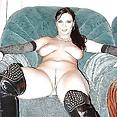 Latina Schlampe Strippen - Bild